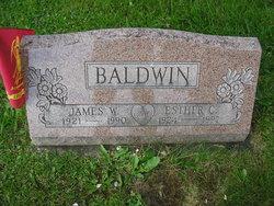 Esther Clara <i>Markham</i> Baldwin