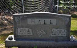 Orval L Hall