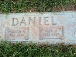 Ella Jane Clark <i>Edwards</i> Daniel
