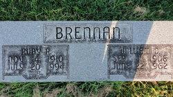 William D Brennan