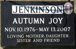 Autumn Joy Jenkinson