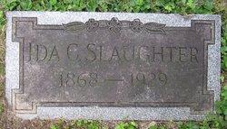 Ida <i>Conrad</i> Slaughter