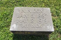 Nicholas Nichols Cox