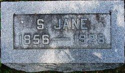 Sarah Jane <i>Dresser</i> Hagensick