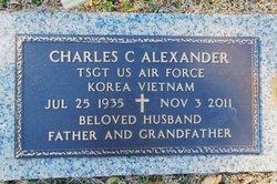 Sgt Charles Calvin Alexander