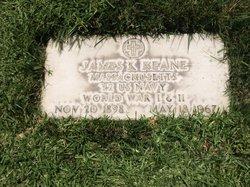 James K Keane