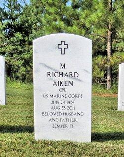 Corp Melvin Richard Aiken
