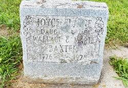 Joyce Elaine Baxter