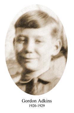 Gordon William Adkins
