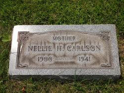 Nellie H <i>Johnson</i> Carlson