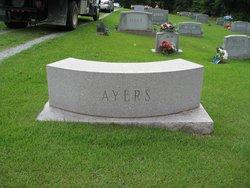 Glenn <i>Crowder</i> Ayers