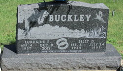 Lorraine Ethel <i>Meyer</i> Buckley