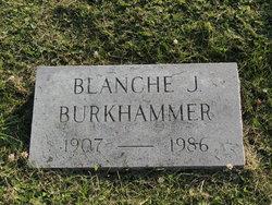 Blanche J. Burkhammer