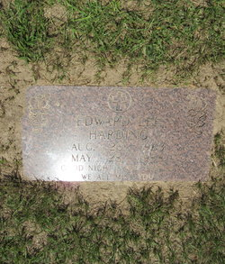 Edward Lee Harding