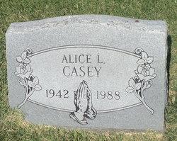 Alice Louise Casey