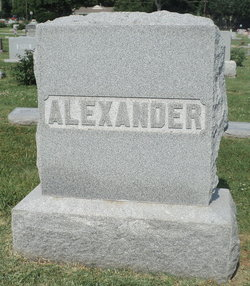 Sarah Ann <i>Chinn</i> Alexander