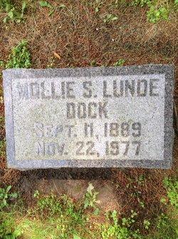Mollie S. <i>Lunde</i> Dock