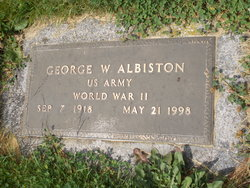 George Albiston