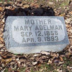 Mary <i>Grossman</i> Adelman