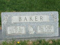 Carl E Baker
