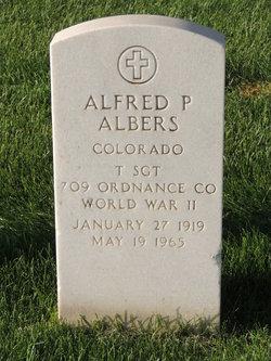 Alfred Peter Albers