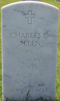 Charles G Allen