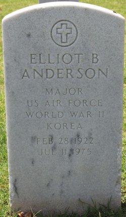 Elliot B Anderson