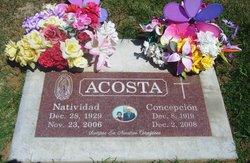 Natividada Montano Nati Acosta