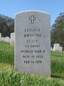 Louis Francis Arnone