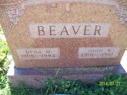 Dena Maude <i>Weber</i> Beaver