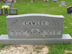 Ira Merle <i>Ogden</i> Cawley