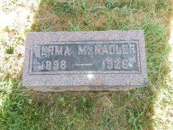 Herma Mathilda Nadler