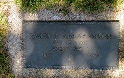 James E Abrahamson