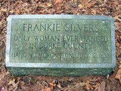 Frankie <i>Stewart</i> Silvers
