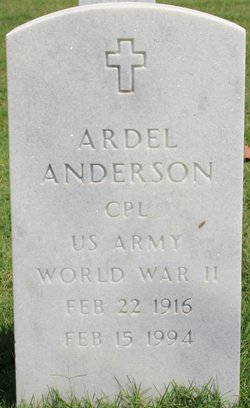 Ardell Anderson