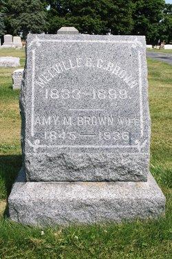Amy <i>Merrill</i> Brown