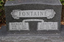 Richard Walter Fontaine