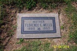 Florence Elizabeth <i>Seely</i> Wells