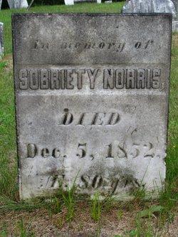 Sobriety Norris