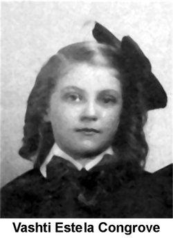 Vashti Estela <i>Congrove</i> Barnette