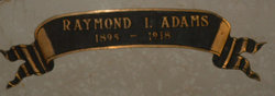Raymond I Adams