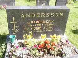 Sigrid Alina Andersson