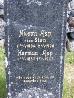 Naemi <i>Sten</i> Asp