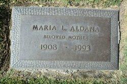 Maria Aldana