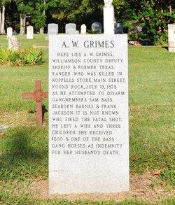 Alijah W. Grimes