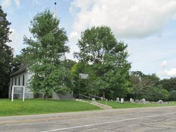 Monson Lake Cemetery