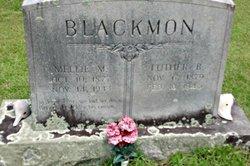 Mellie Margaret <i>Stevens</i> Blackmon