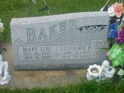 Mary Lou <i>Coffin</i> Baker