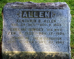 Benjamin Brigham Allen