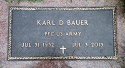 Karl Donald Don Bauer